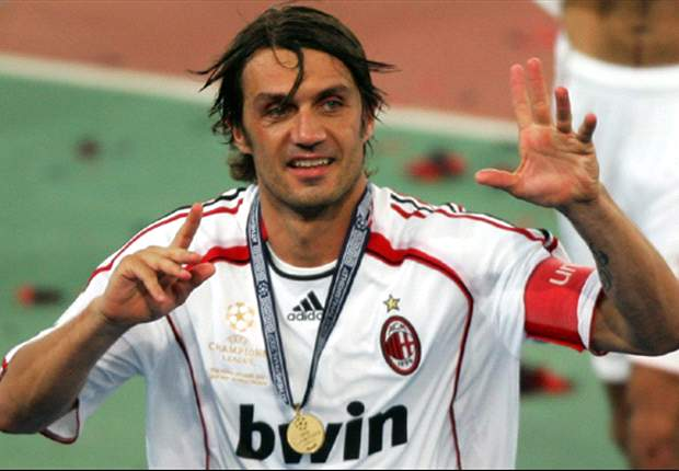 Maldini says Milan is an 'absolutely normal club' now