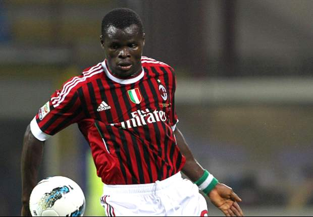 Official: QPR clinch loan signing of AC Milan full-back Taye Taiwo