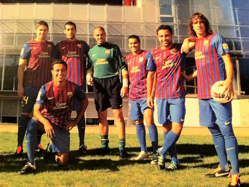 The Bosman ruling almost finished off La Masia