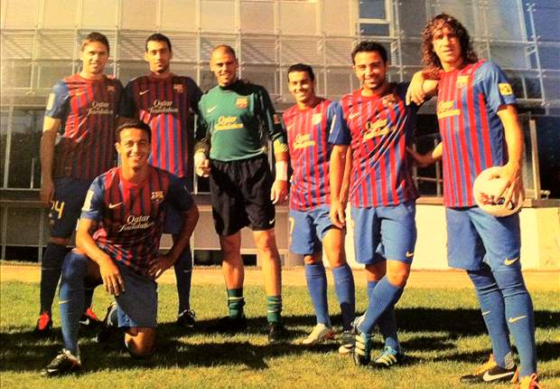 The 11 canteranos who could win the Champions League for Barcelona