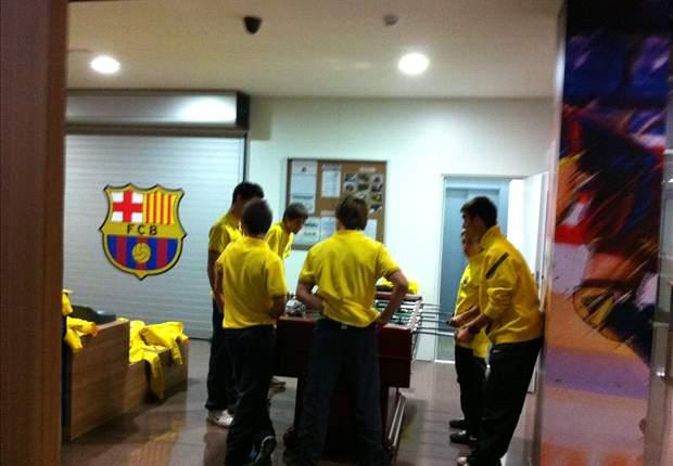 """FC Barcelona verpflichtet neunjährigen """"Irish Messi"""""""