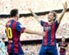 Messi, Neymar not on U.S. tour