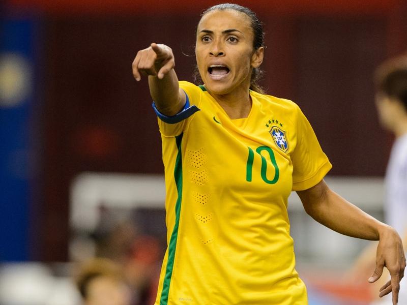 FIFA, le finaliste del Best FIFA Womens Player Award: Behringer, Lloyd e Marta