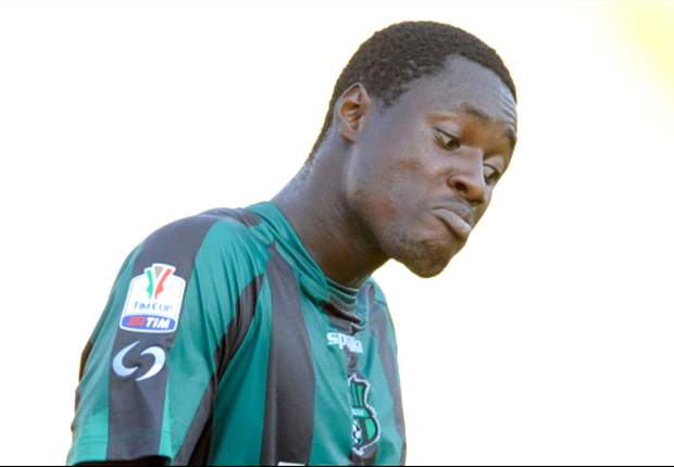 Richmond Boakye Yiadom scores again for Sassuolo