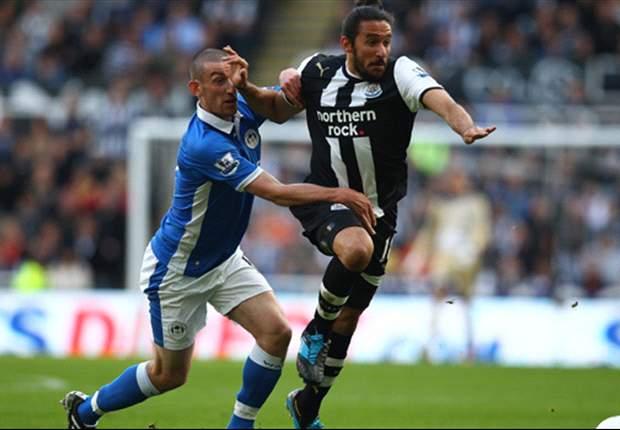 Yohan Cabaye Menangkan Newcastle