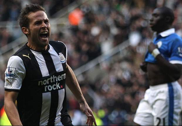 Newcastle United's Yohan Cabaye excited as he prepares for first-team return against Wolves