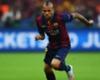 Dani Alves: Messi convinced me to stay