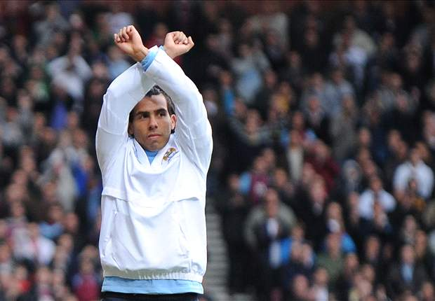 Corinthians wary of signing 'unstable' Manchester City striker Carlos Tevez