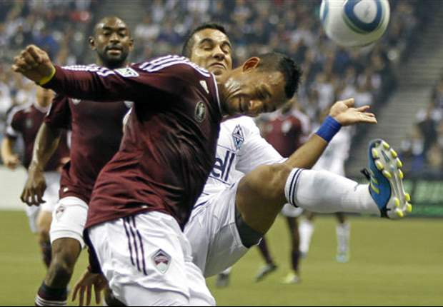 Vancouver Whitecaps 1-2 Colorado Rapids: Whitecaps finish bottom of the pile in expansion season
