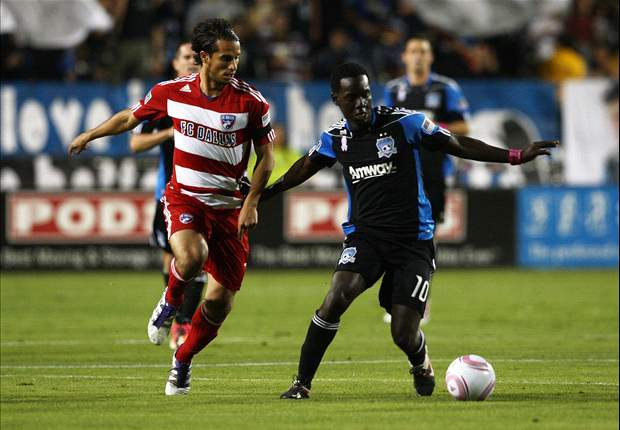 San Jose Earthquakes 4-2 FC Dallas: Chris Wondolowski scores but fails to secure Golden Boot