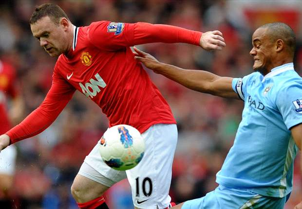 Kompany vs Van Persie, Aguero vs Evans and the other key battles within the Manchester Derby