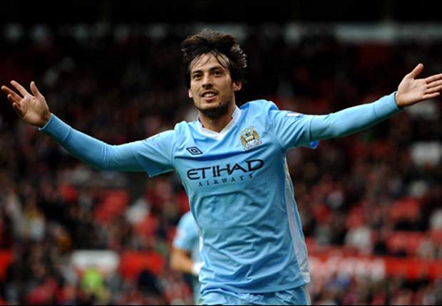 David Silva 'relaxed' over Manchester City contract talks
