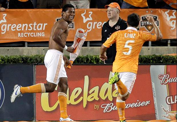 Houston Dynamo 3-1 LA Galaxy: Dynamo clinch Eastern Conference's second seed