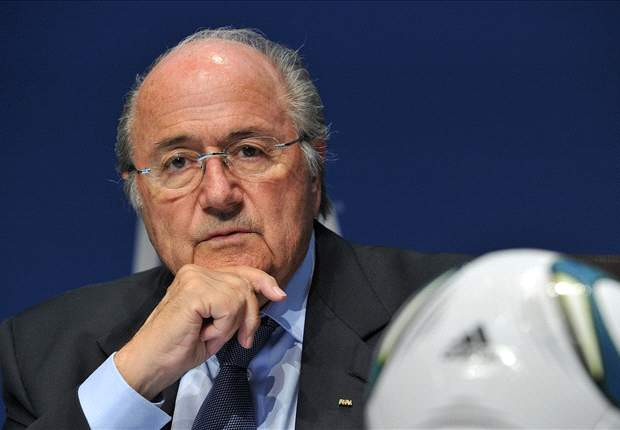 FIFA president Sepp Blatter takes a swipe at England World Cup 2018 bid