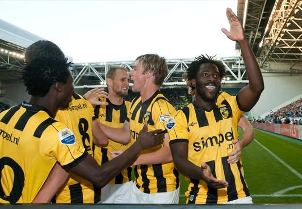 ERE - Vitesse ontvangt zwalkend Feyenoord