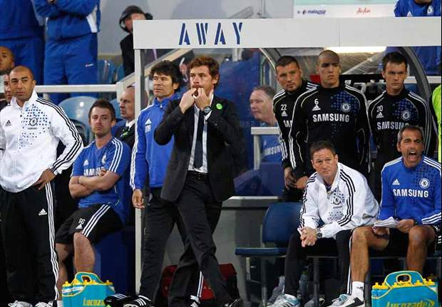 FA looking into Chelsea manager Andre Villas-Boas' comments about referee Chris Foy - report