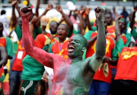 Idrissa Traore: We can beat Nigeria