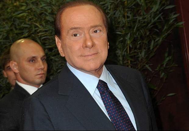 Berlusconi confirms Allegri will stay at Milan