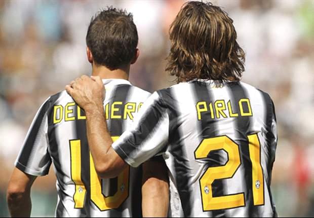 "Deshalb hat Andrea Pirlo Alessandro Del Pieros Rückennummer ""10"" verdient"