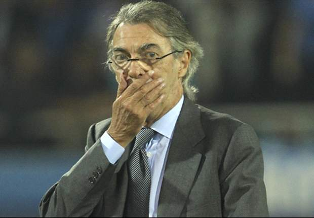 Moratti: Serie A referees must improve