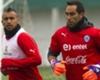 برافو وفيدال ينضمان إلى قائمة مُصابي تشيلي