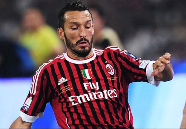 AC Milan's Gianluca Zambrotta: Antonio Cassano's situation is 'under control'