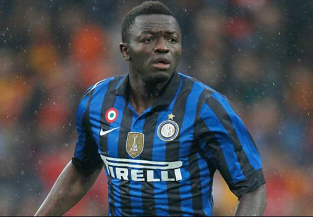 Official: Inter's Sulley Muntari joins AC Milan on loan