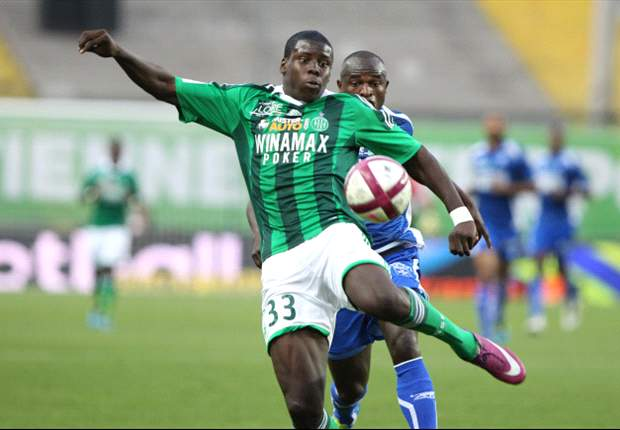Chelsea target Zouma omitted from Saint-Etienne squad