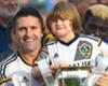 Los Angeles Galaxy captain Robbie Keane