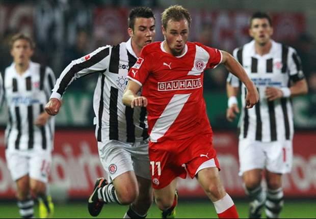 Kampf um Platz drei: Fortuna Düsseldorf empfängt den FC St. Pauli
