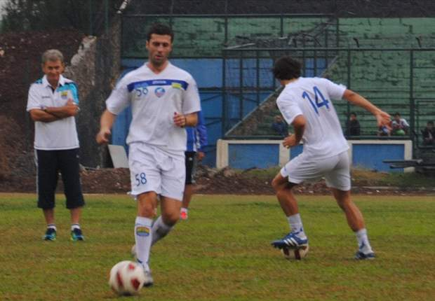 Radovic, Ceh & Obric Lamar Sriwijaya FC