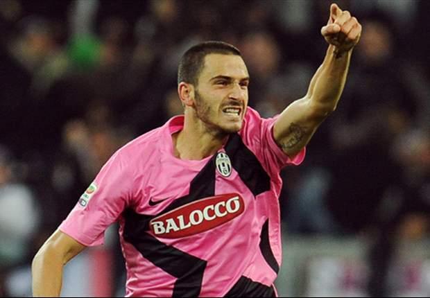 TEAM NEWS: Bonucci returns for Juventus, Jovetic out for Fiorentina