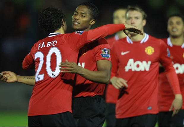 Aldershot 0-3 Manchester United: Berbatov & Owen lead the way as Red Devils make winning response to derby defeat