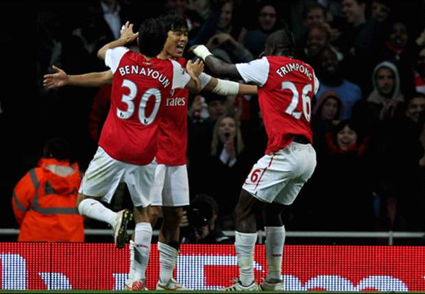 Impressive winning goal & praise from Arsene Wenger but is Arsenal's Park Chu-Young a genuine alternative to Robin van Persie?