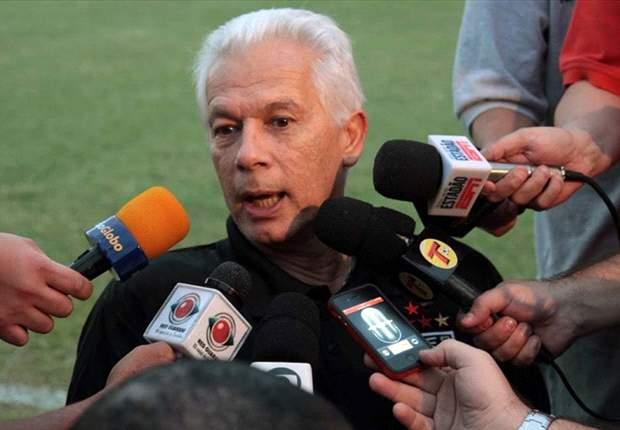 Emerson Leão falou sobre a derrota na Copa do Brasil
