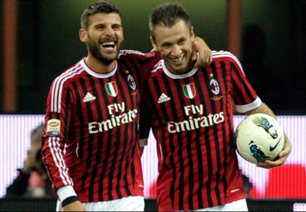 AC Milan 4-1 Parma: Nocerino hat-trick & Ibrahimovic strike secure convincing win for champions
