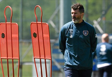 Keane plays down pressure talk