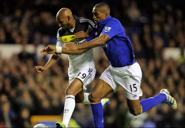 Chelsea Taklukkan Perlawanan Everton
