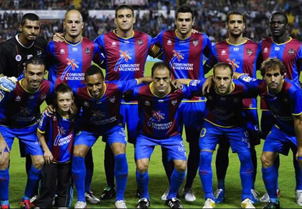 Uiteindelijk toch verlies voor Levante