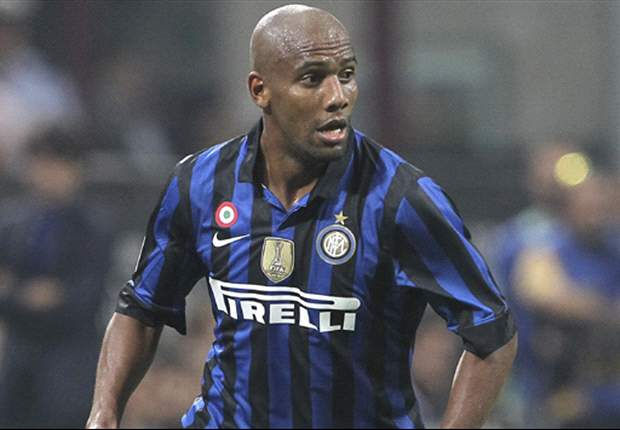 Manchester City step up chase for £5.5m Inter defender Maicon