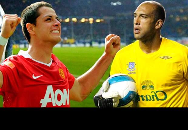 Everton-Manchester United: Momentum Bangkit United