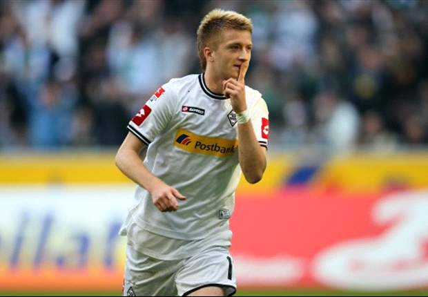 Borussia Monchengladbach's Marco Reus: I am not at all concerned with a transfer to Bayern Munich