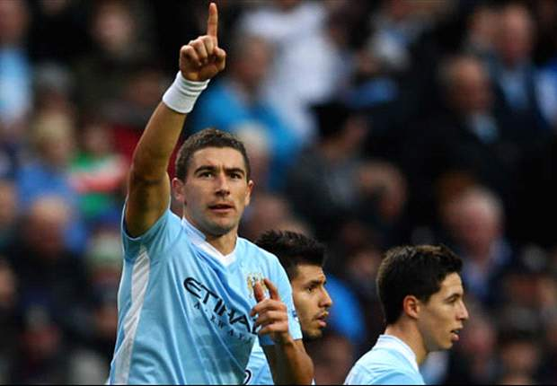 Frustrated Kolarov considering Manchester City future