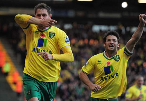Norwich 2-0 Aston Villa: Early Holt & Jackson strikes seal miserable end to the season for McLeish