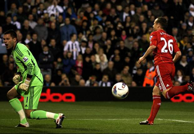 Liverpool Bungkam West Bromwich Albion