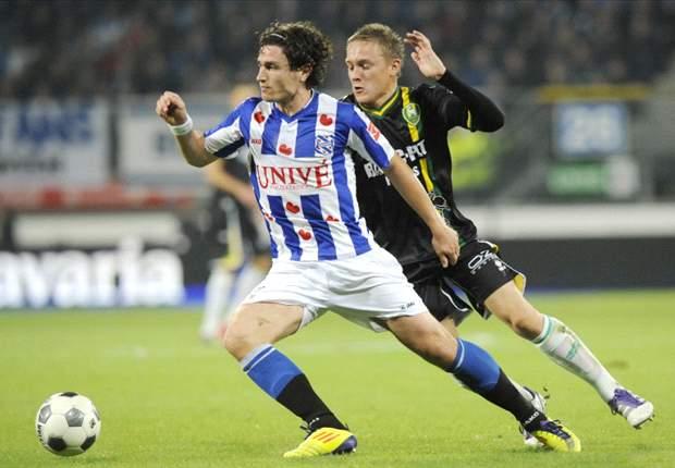 Feyenoord poised to sign Heerenveen's Daryl Janmaat - report