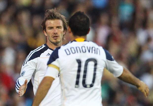 David Beckham: New York Red Bulls versus LA Galaxy is the match that everyone wants to see