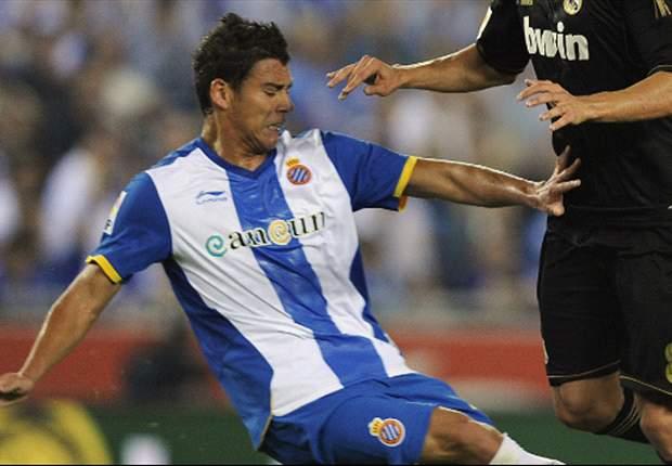 Designan a Héctor Moreno el mejor jugador del año pasado en Espanyol