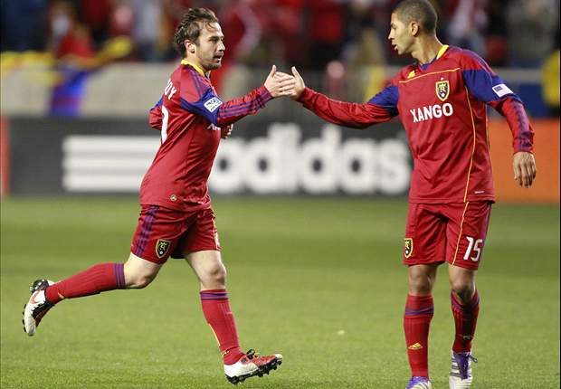 Real Salt Lake 1-1 Chicago Fire: Late goals preserve draw
