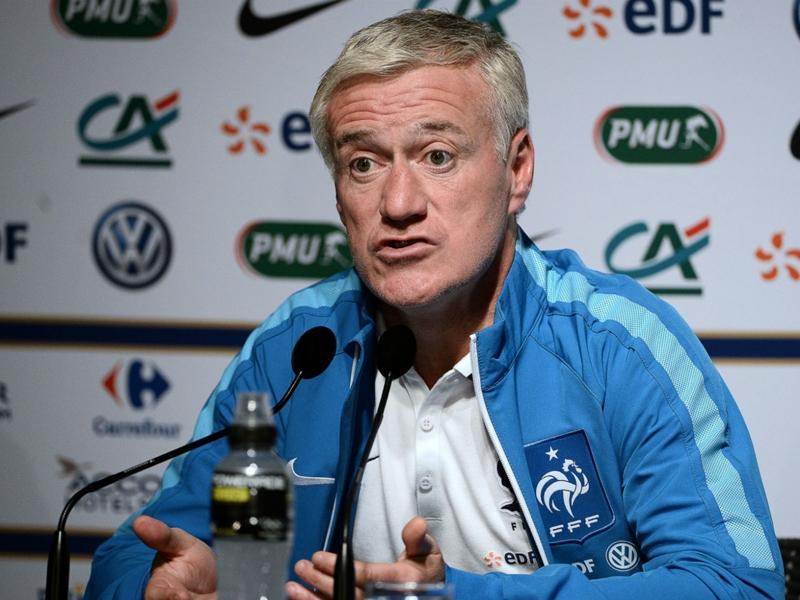 """Équipe de France, Didier Deschamps : """"L'heure d'Aymeric Laporte est arrivée"""""""